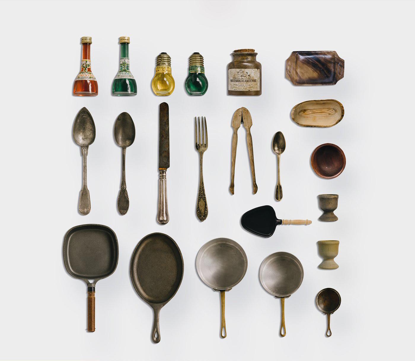 (合集)餐饮品牌设计提案展示样机 Olive Wood Mock-Up Scene Generator