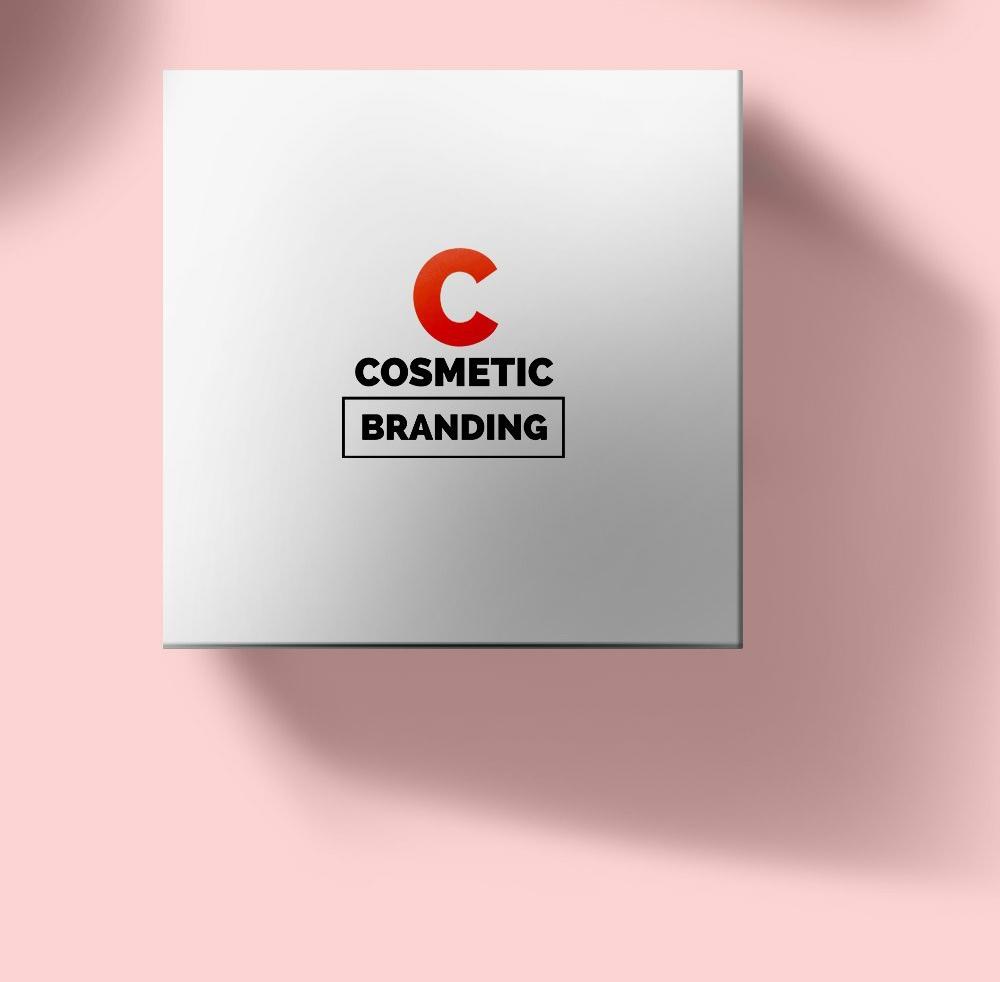 时尚美容护肤品精油包装化妆品美妆展示样机 Cosmetic Branding Mockup