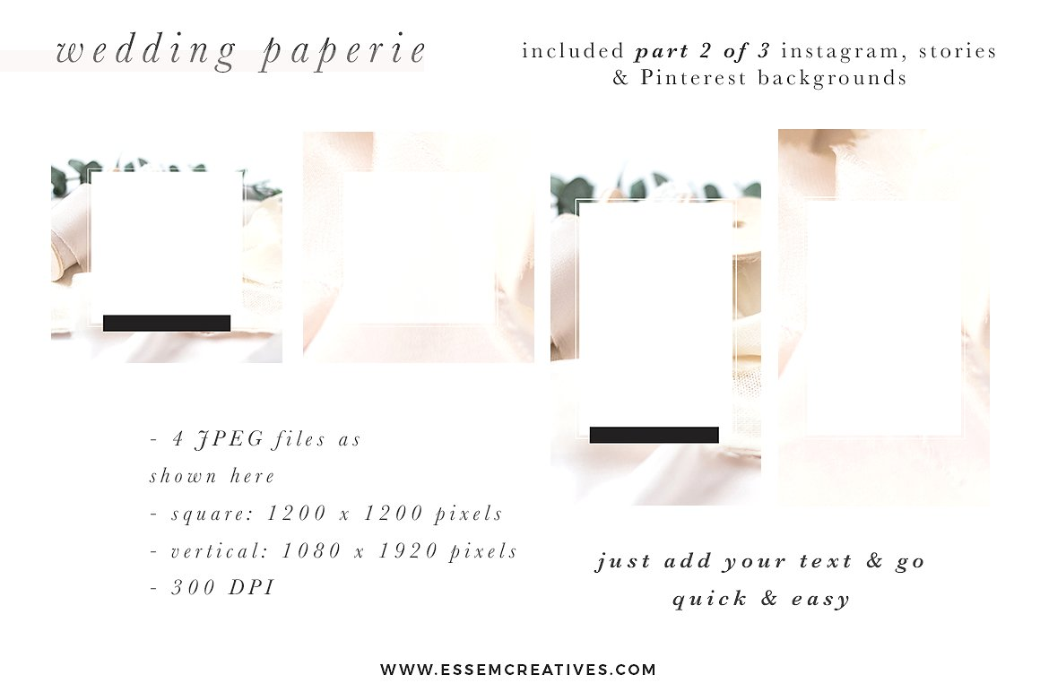 婚礼场景展示样机 Artist Mockup Stock Photo Bundle