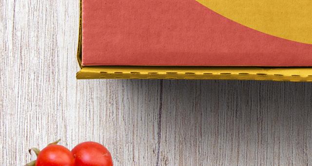 披萨包装盒Pizza Box Mockup Packaging