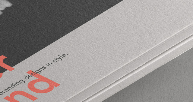 Paper Brand Mockup纸品牌样机