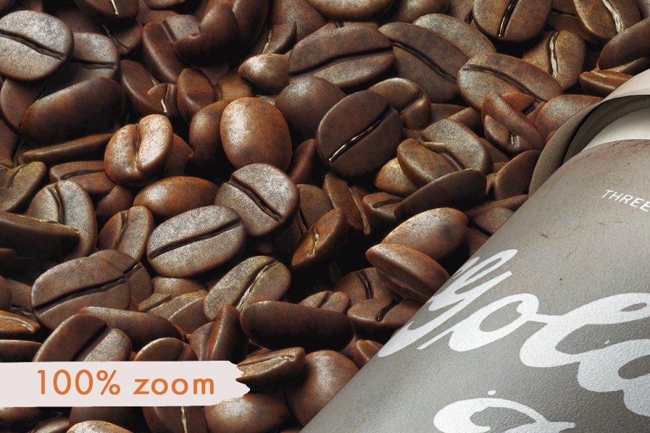 美式咖啡样机套装Set of Coffee MockUp