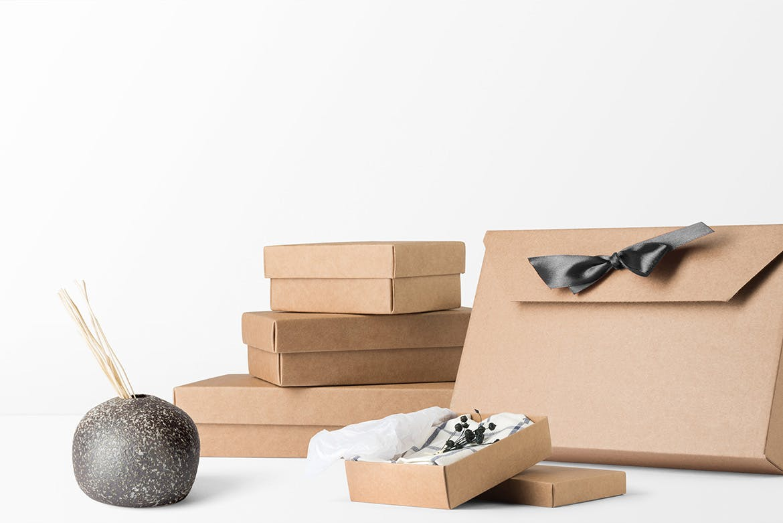 高端茶叶包装样机展示样机模板box-packaging-mockups-vol-2