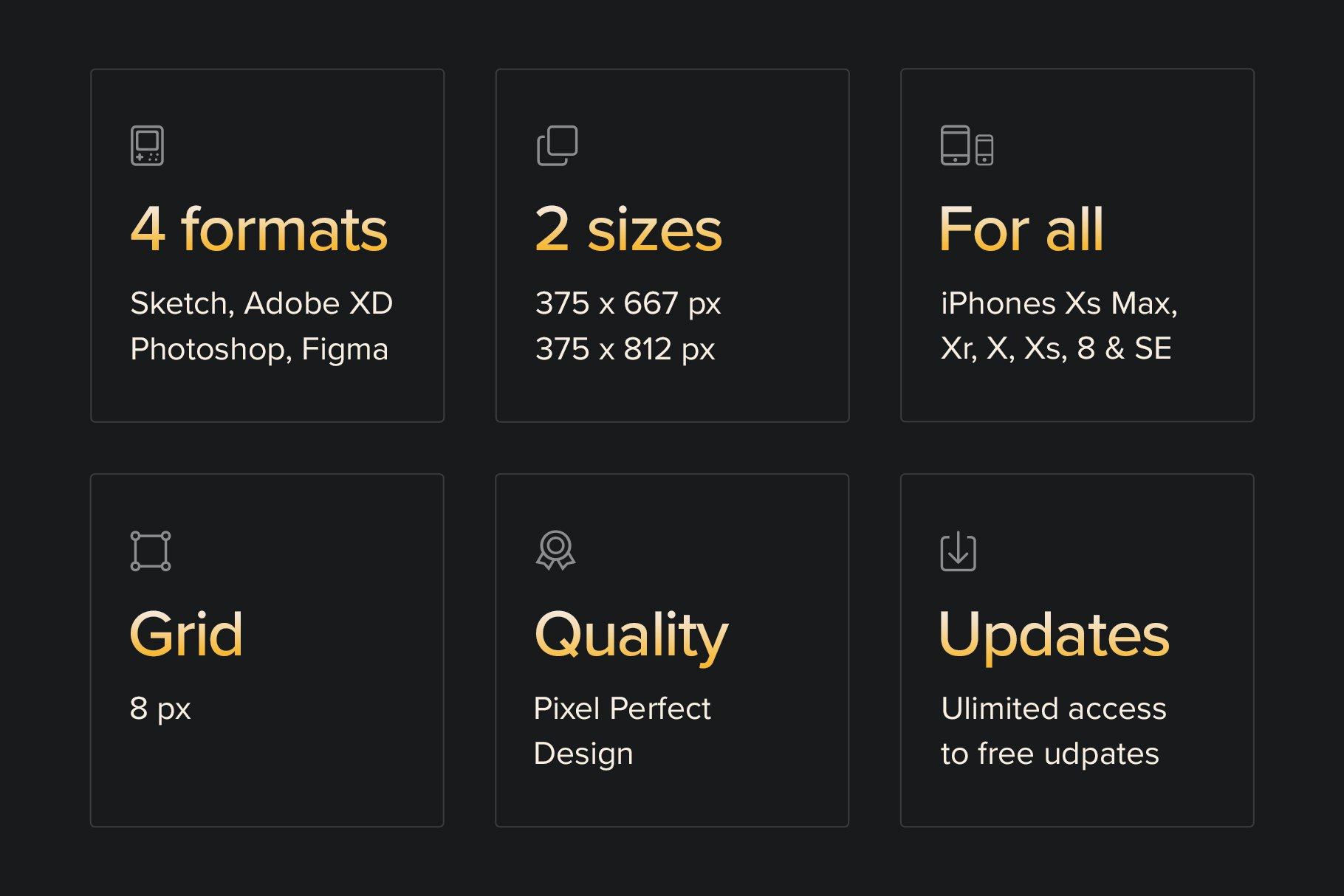 非常精美的10款iOS12风格APP UI工具包 120+Premium IOS Templates