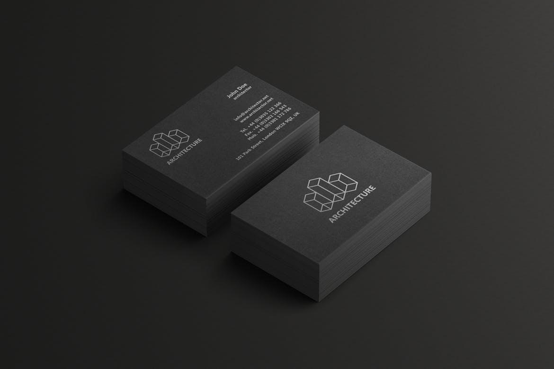 高端经典品牌VI样机展示模板  样机素材信封笔记本名片样机Branding / Stationery Mock-Up Vol.1