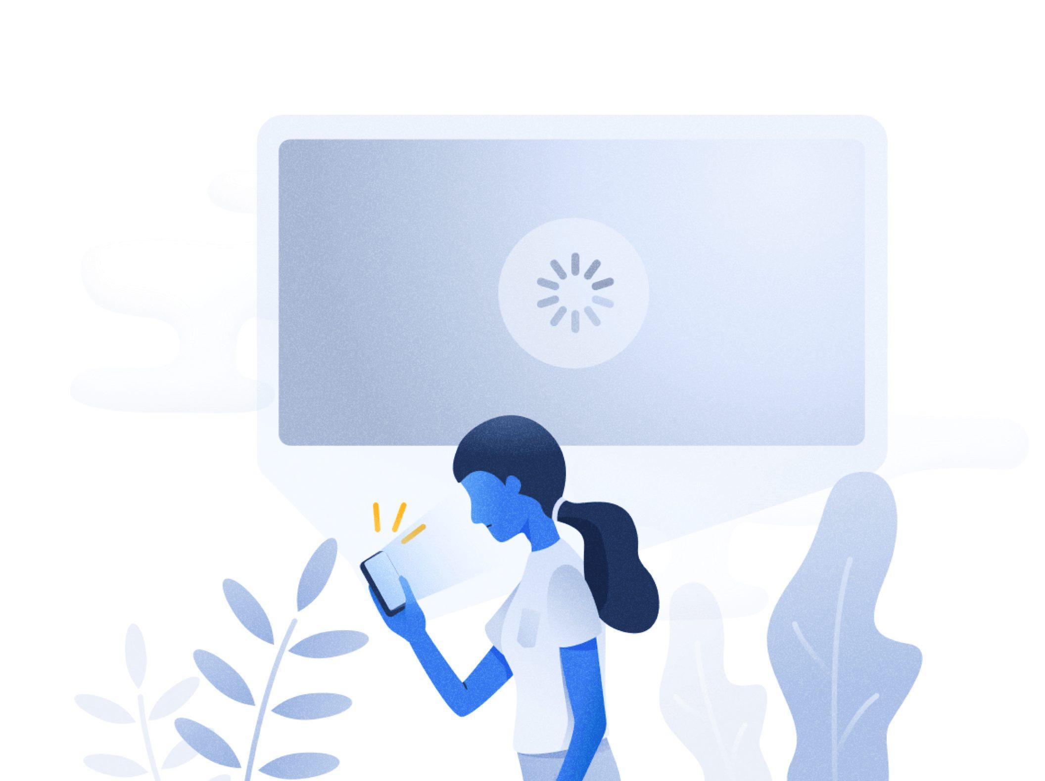 (精品)超多场景插画应用 引导页插画 web端插画应用 手绘插画多场景应用Illustration Pack - Vol 03
