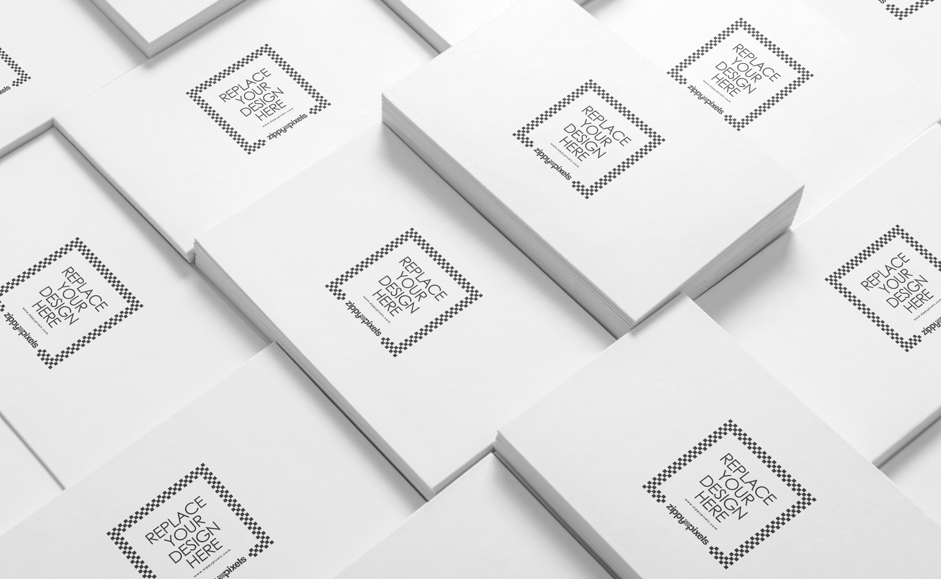 多角度多色彩名片样机展示304-business-card-mockup-free