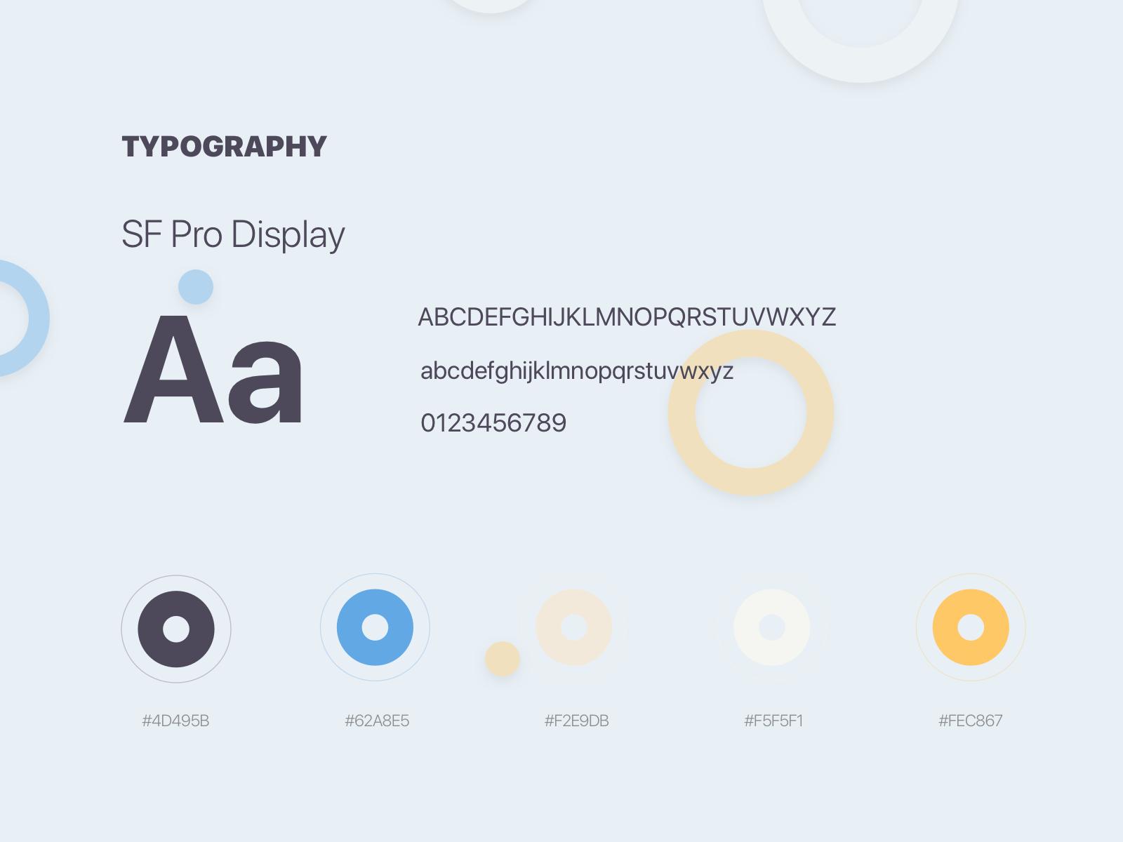 一款扁平风格社交APP Ainos Social App UI/UX Kit