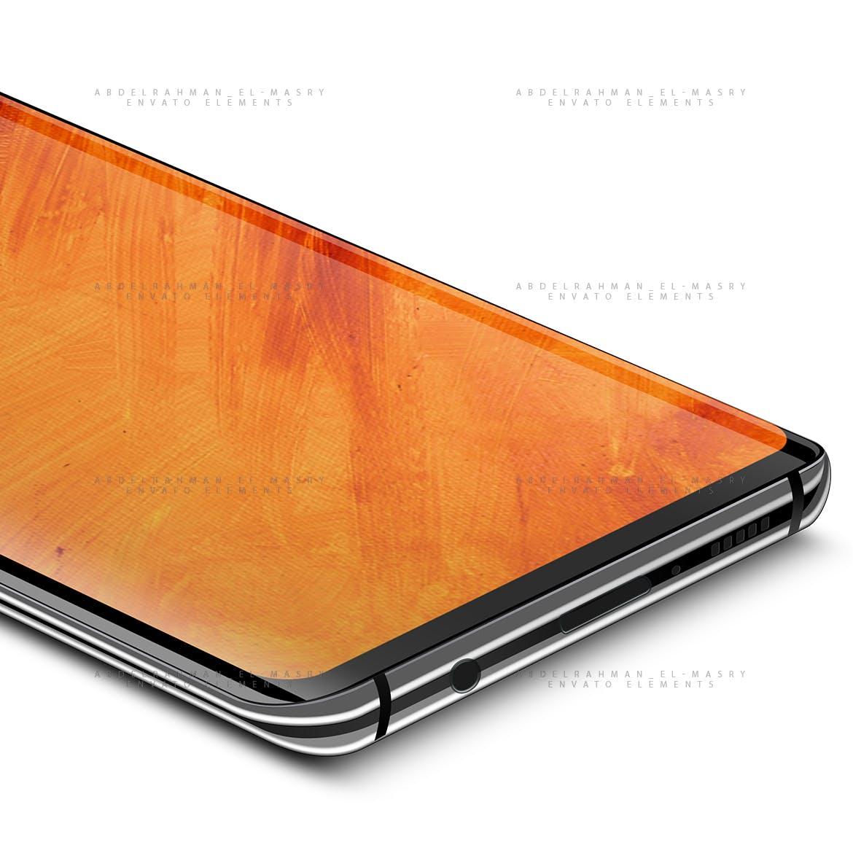 三星手机素材模板样机展示Layered S10 Plus PSD Mock-up