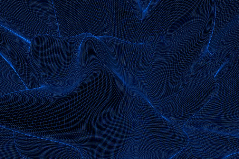 波浪网络背景Wavy Network Backgrounds