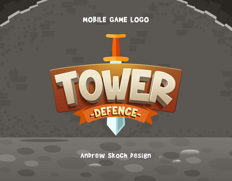 手机游戏文字卡通特效效果 Mobile Game Text Effects vol.1