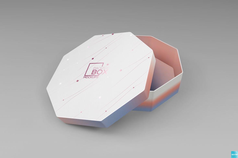 包装盒样机素材模板样机模板素材Package Box Mockups Vol11