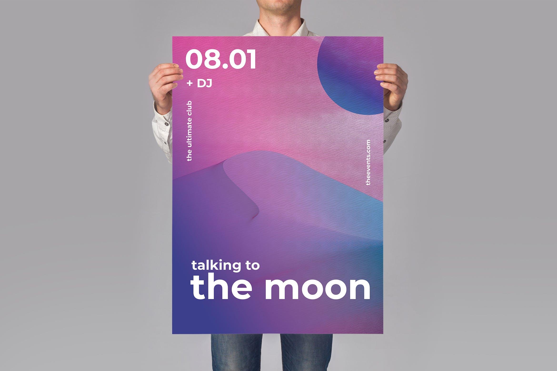 音乐海报/传单促销Music Poster / Flyer Promotion