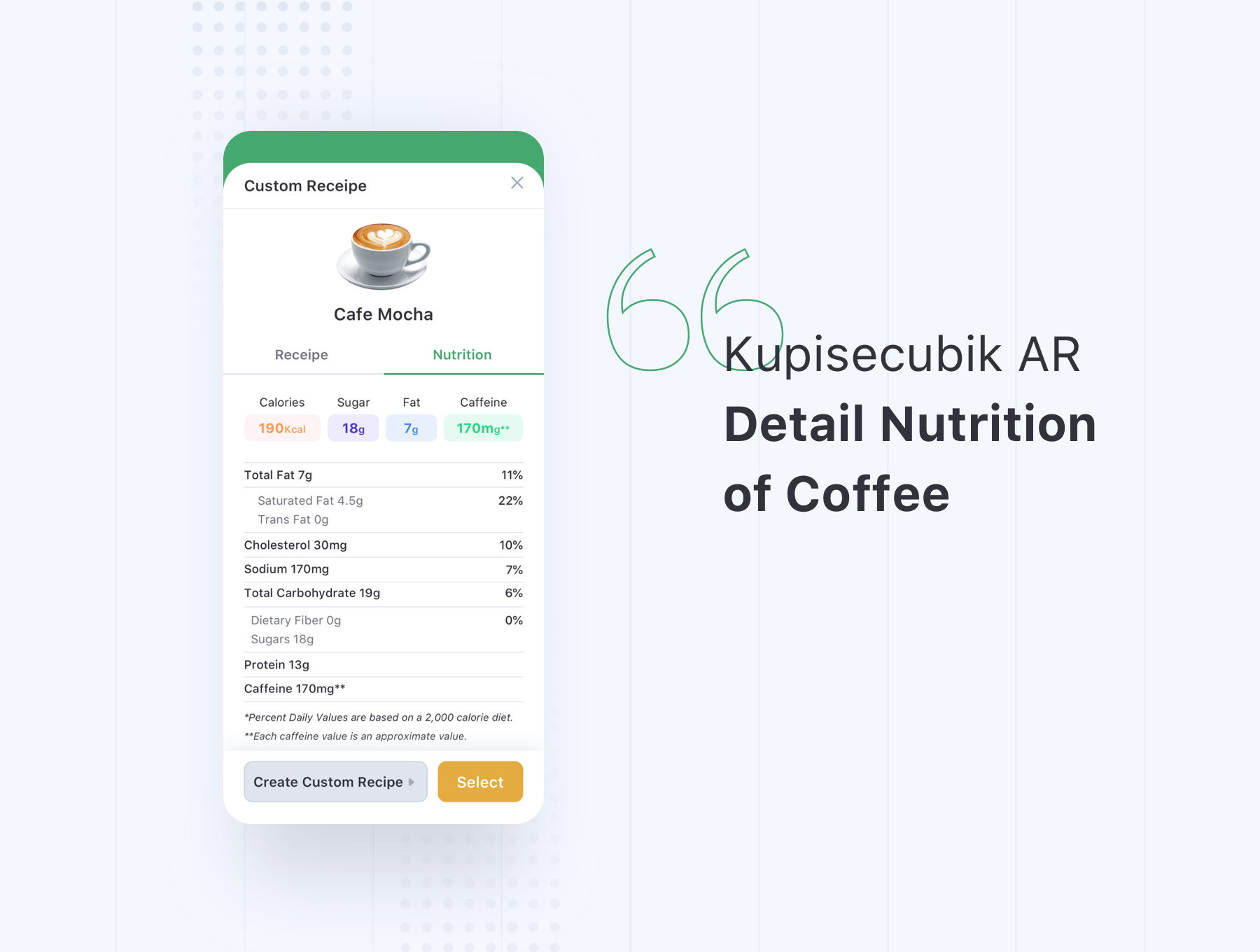 IOS风格咖啡点餐 app界面设计 iOS Ui 套装模板下载[Sketch] Coffee AR iOS App AR