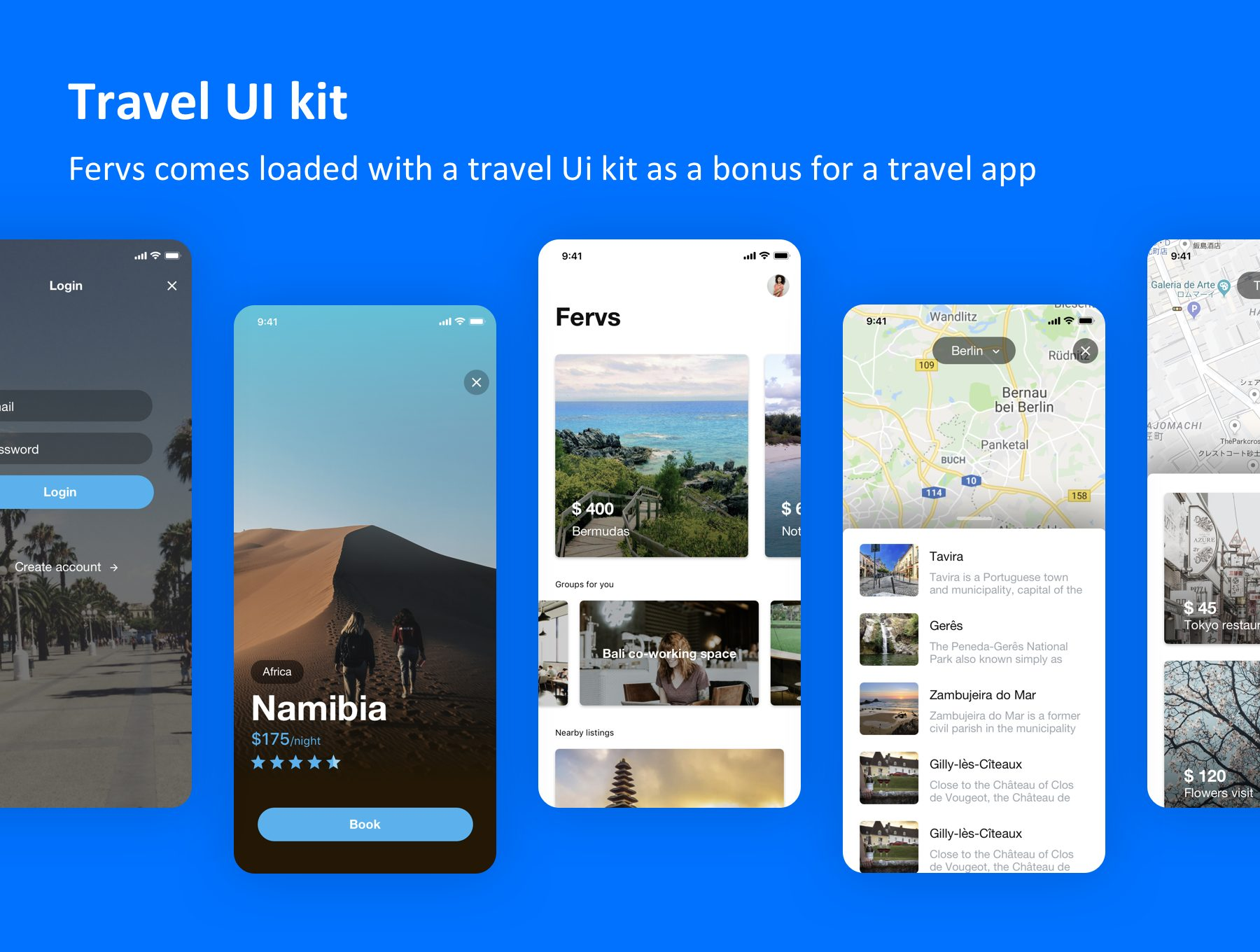 设计系统app设计APP规范 UI KIT 套装下载[Sketch] Fervs Design System iOS