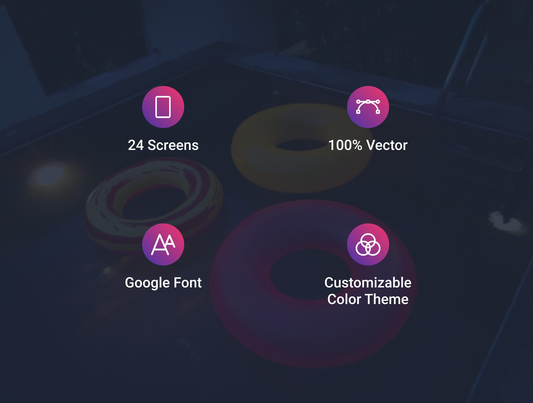 约会社交交友类app设计模板下载[fig] Crushie Dating UI Kit