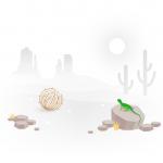 [可商用]手绘卡通职业人物生活场景工作旅游插画设计素材B_fogg插图22