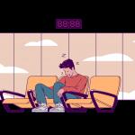 [可商用]手绘卡通职场女人男人快递员科学家旅行家庭人物设计素材 B_eastwood插图22