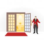 [可商用]手绘卡通职业人物生活场景工作旅游插画设计素材B_fogg插图37