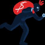 [可商用]免版权手绘职场女性男性卡通人物场景插画素材 B_cherry插图25