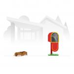 [可商用]手绘卡通职业人物生活场景工作旅游插画设计素材B_fogg插图19