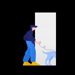 [可商用]手绘卡通职场教育人物家庭场景设计素材B_clip插图13