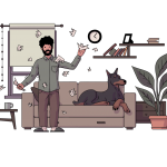 [可商用]手绘卡通职场女人男人快递员科学家旅行家庭人物设计素材 B_eastwood插图20