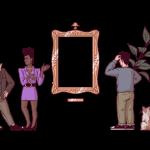 [可商用]手绘卡通职场女人男人快递员科学家旅行家庭人物设计素材 B_eastwood插图8