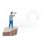 [可商用]手绘卡通职业人物生活场景工作旅游插画设计素材B_fogg插图16
