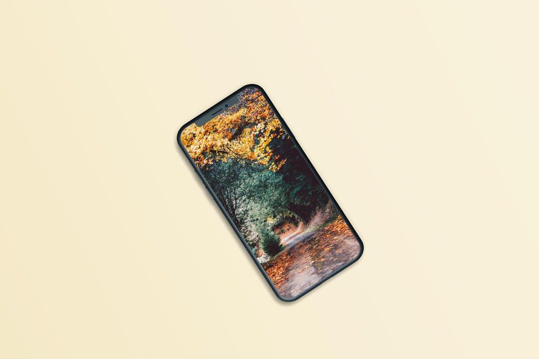 苹果手机样机iPhone 11 Pro 透视角度手机样机下载phone-11-mockups-SNDA9N5