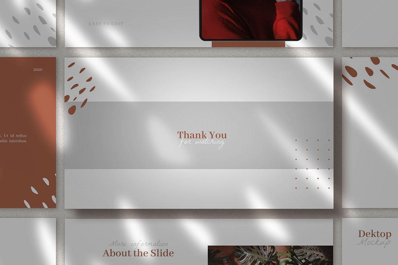 具有豪华和高级感的多功能Google Slides和Powrpoint演示模板 marbella-premium-google-slides-template