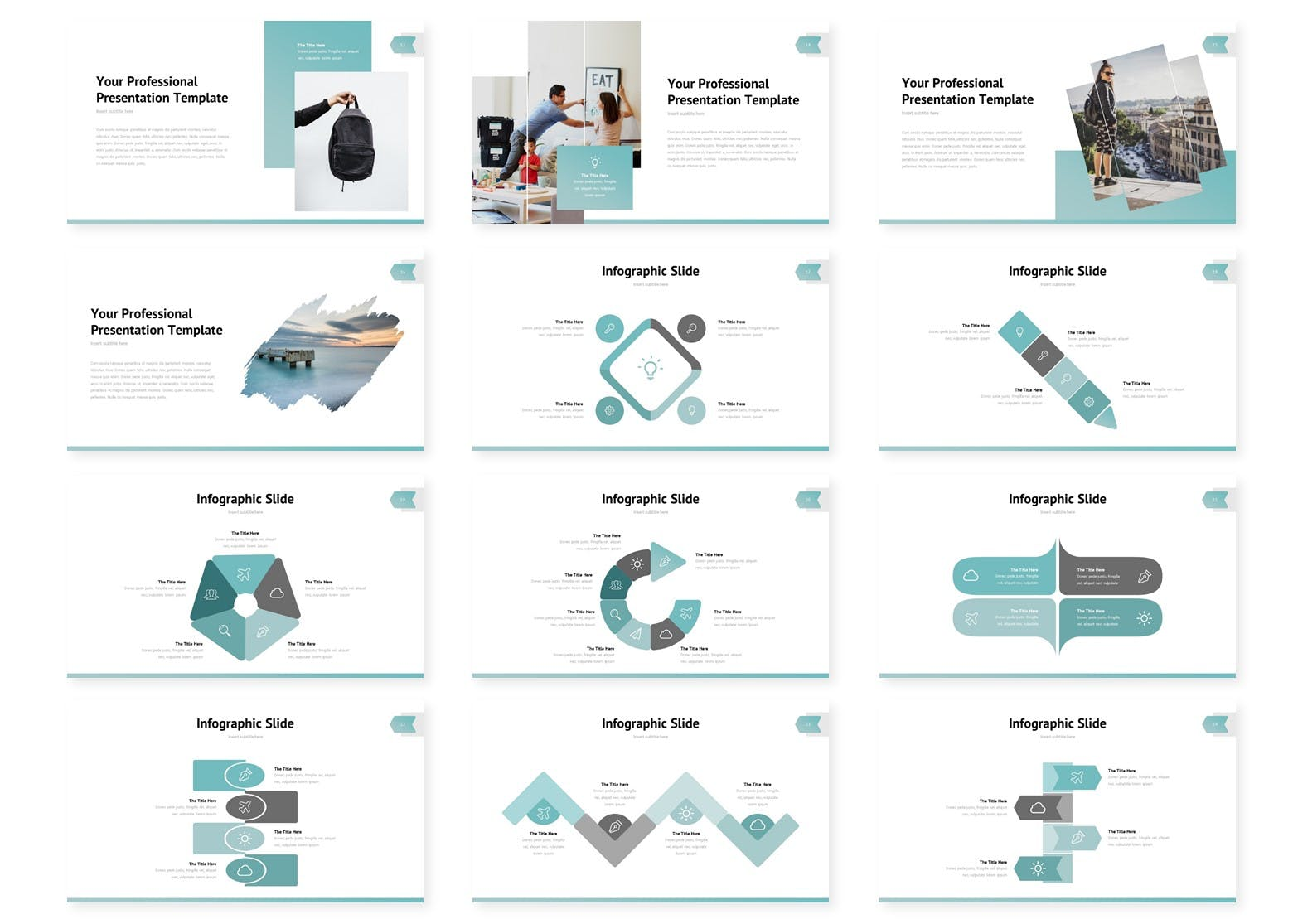 清新简单的PPT模板下载(PPTX) britz-google-slide-template-XPNSWHY