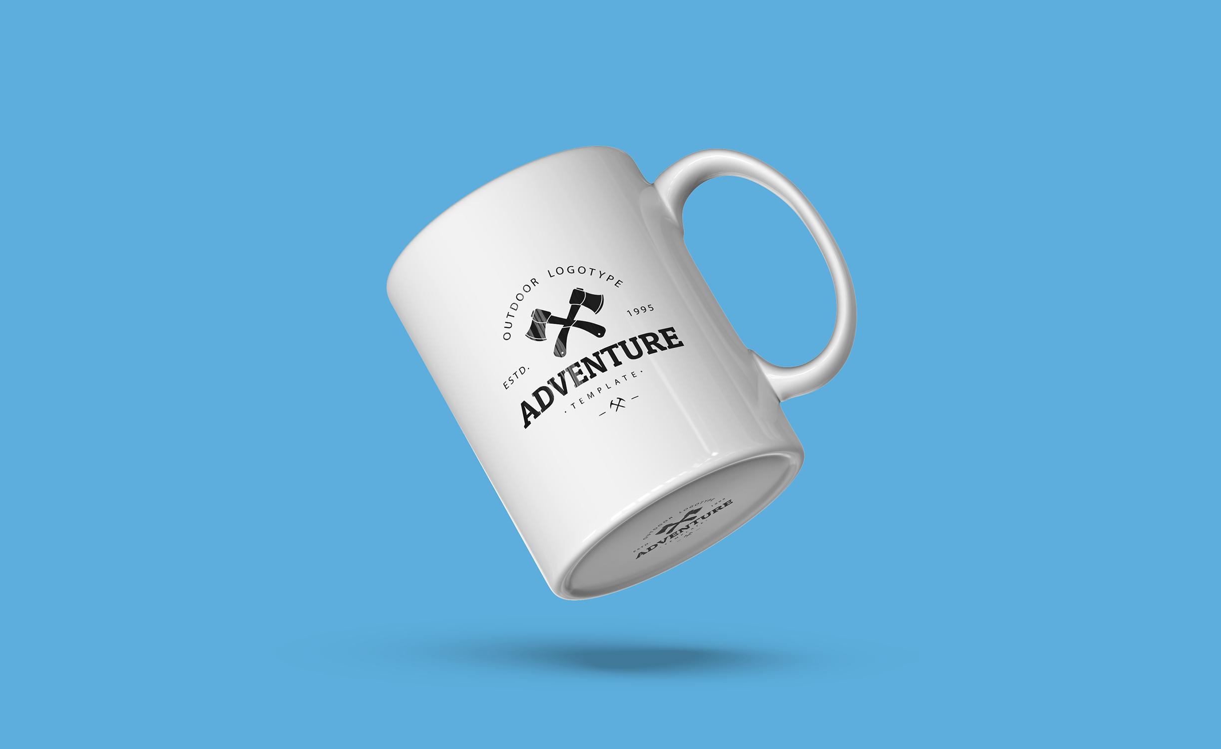 实用流行风格的马克杯设计展示样机下载(PSD)mug-mockup-4-0-BUQKYG4