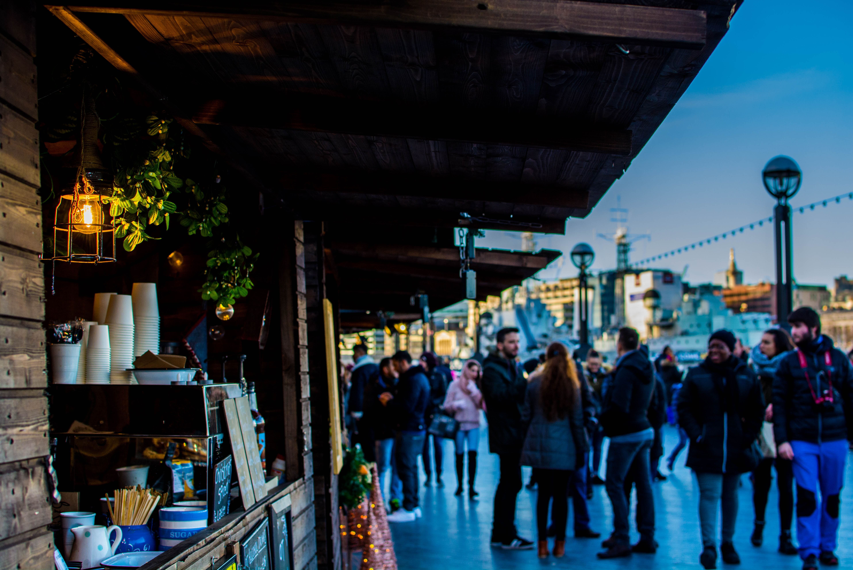 【可商用图片】百张人群街景可商用免费图片