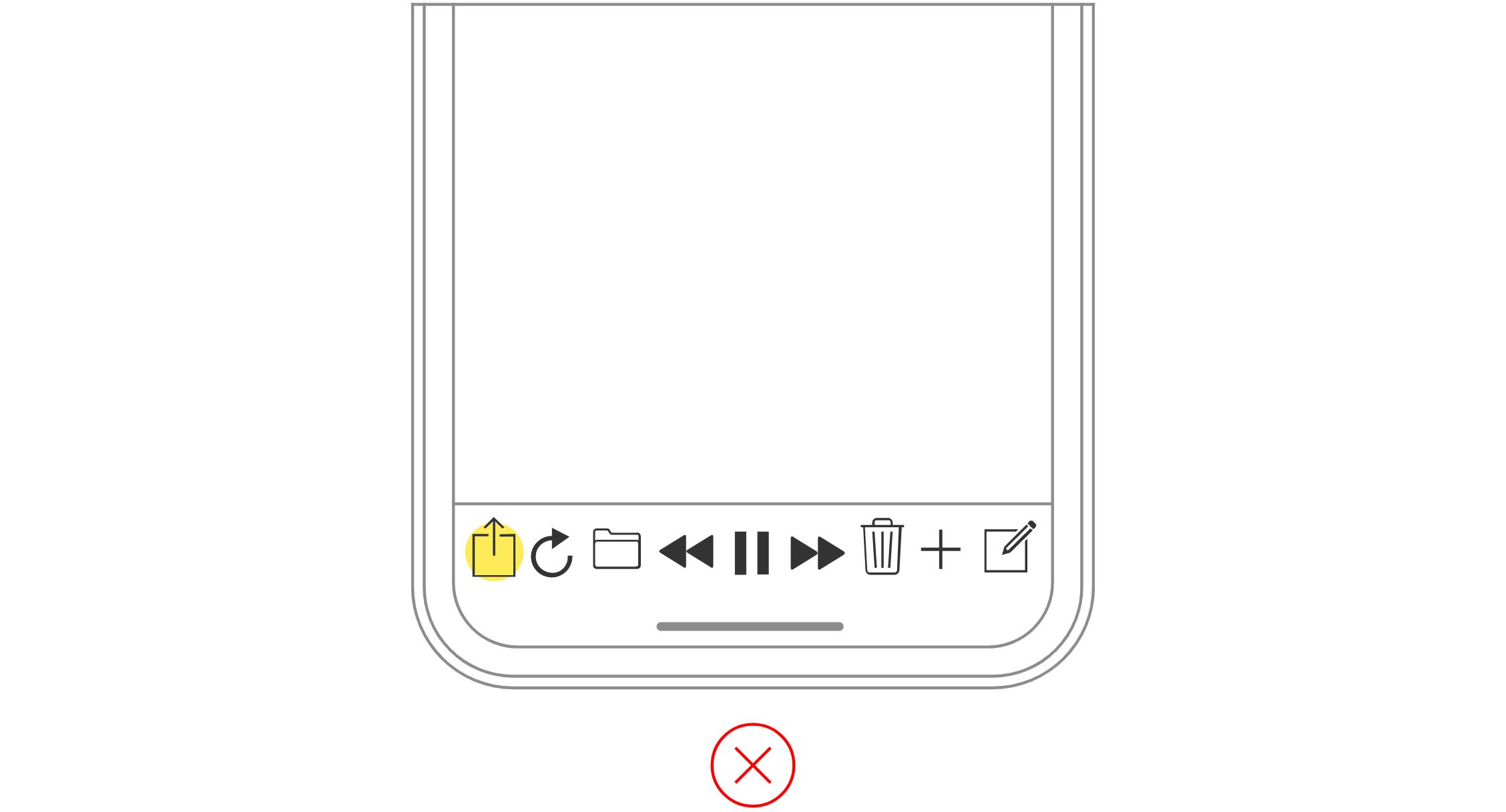 苹果IOS设计规范-适应性和布局