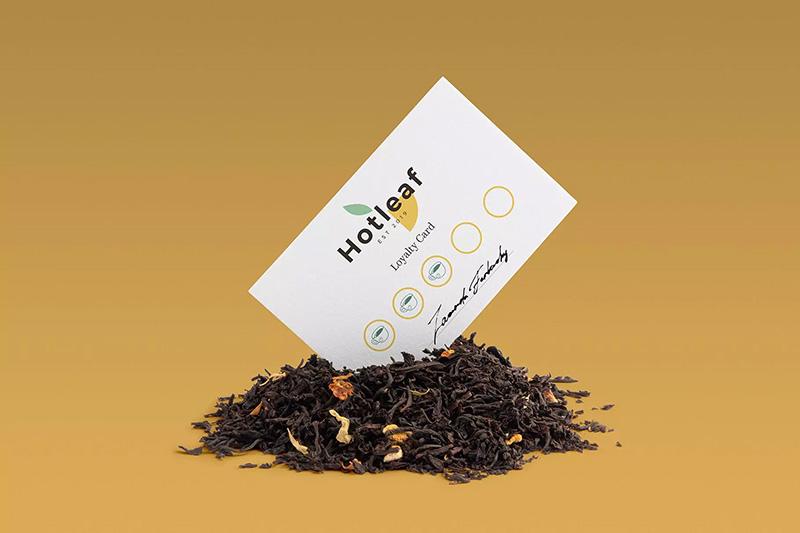 茶叶品牌包装样机VI视觉设计效果图样机模板BZyjqt_200827003