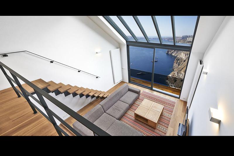现代阁楼窗户场景设计效果图样机模板designshidai_yj114