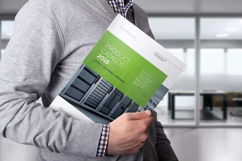 企业宣传册/产品目录设计展示样机designshidai_yj018
