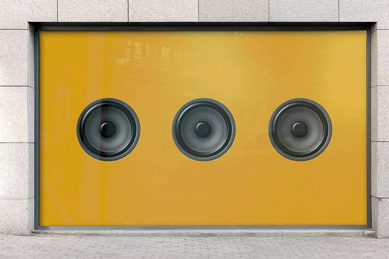 户外传单/海报/广告牌效果图样机模板集designshidai_yj178