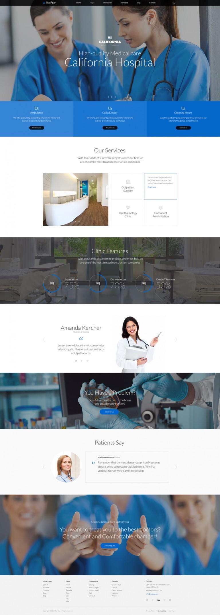 简洁时尚 UI 模板designshidai_ui103