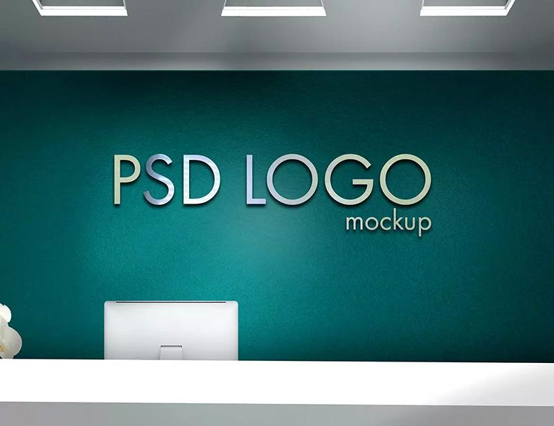 企业公司Logo展示设计样机模板集designshidai_yj330