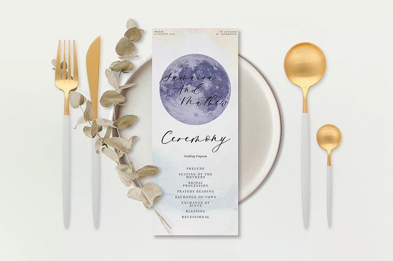 优雅设计风格西餐厅菜单设计效果图样机designshidai_yj213
