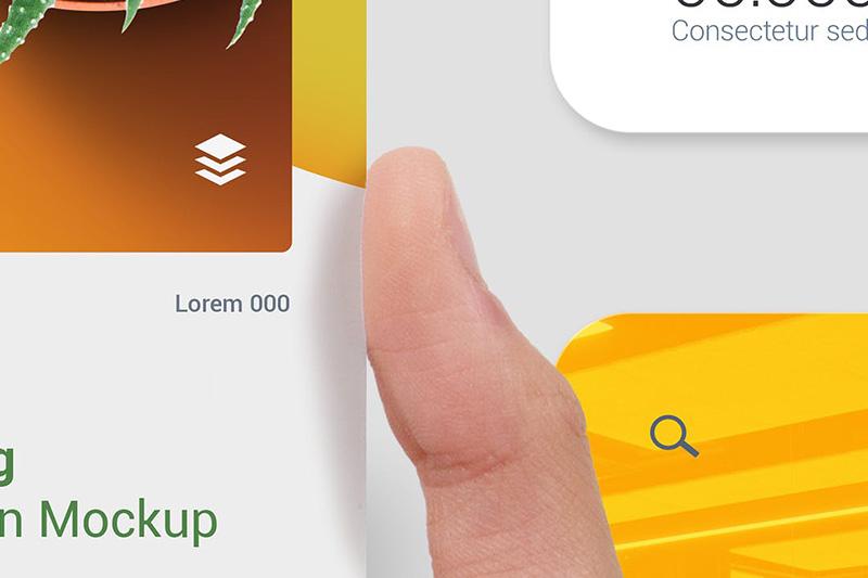 手持应用程序Ui屏幕演示样机模板designshidai_ui67