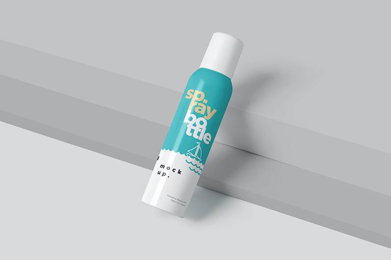 金属材质除臭包喷雾瓶装设计样机designshidai_yj308