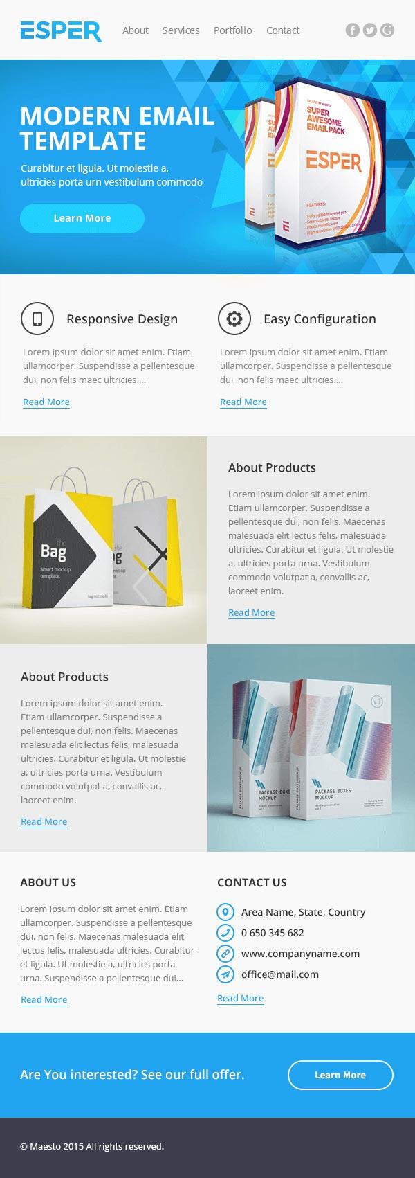简约实用网页 UI模板designshidai_ui97