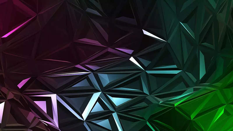 深色多边形晶体结构高清背景图素材designshidai_beijing30