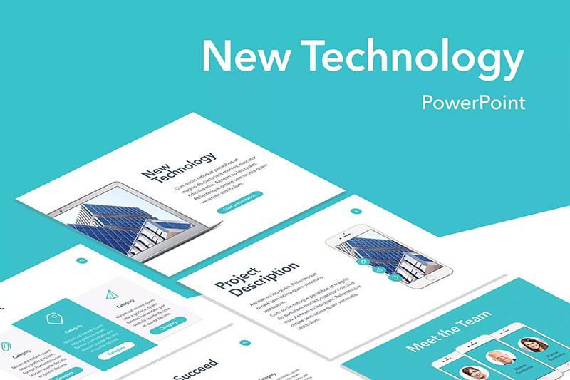 高新技术产业项目宣传PPT幻灯片模板designshidai_ppt010