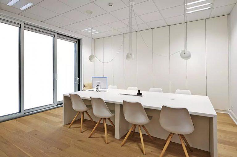 办公室装修设计效果图样机模板designshidai_yj360