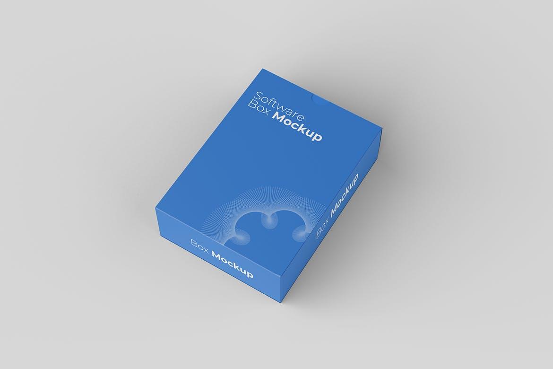 极简光碟盒子包装样机designshidai_yj402