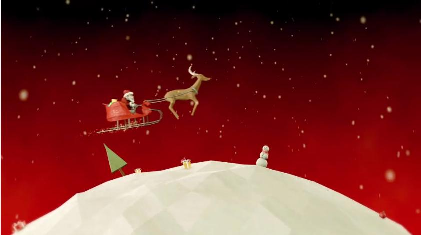 圣诞老人圣诞节问候祝福视频ae模板designshidai_video0038